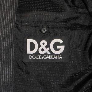 Dolce & Gabbana made in Italy gorgeous blazer